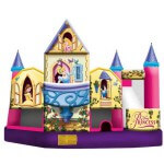 Disney Princess Bounce House Rentals Fort Lauderdale