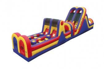 Boca Raton Tent Inflatable Obstacle Course Extremely Fun