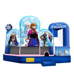 Frozen Bounce House Rentals Fort Lauderdale