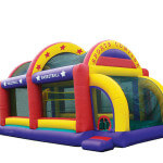Extreme Sports Bounce House Fort Lauderdale