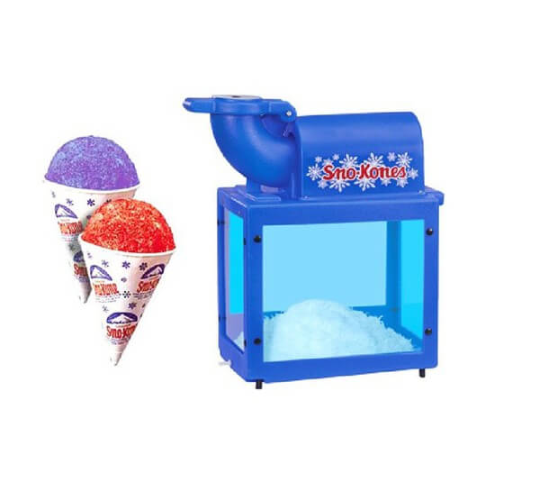 snow cone machine rental tallahassee fl