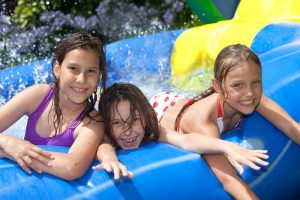 Inflatable Waterslide Rental Fort Lauderdale