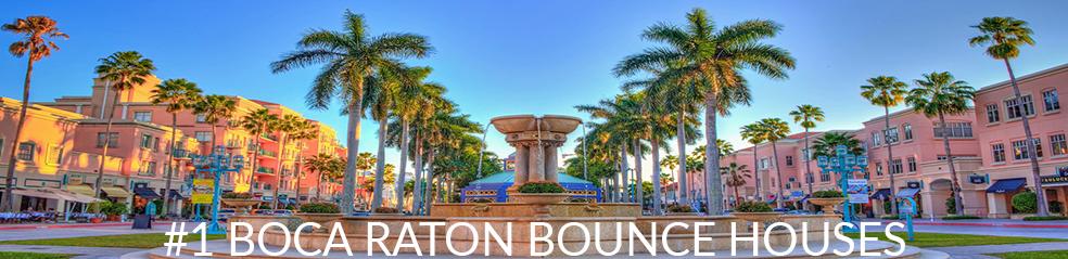Boca Raton Bounce Houses