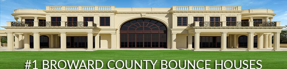 Broward County Bounce House Rentals