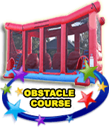 Obstacle Course Party Rentals