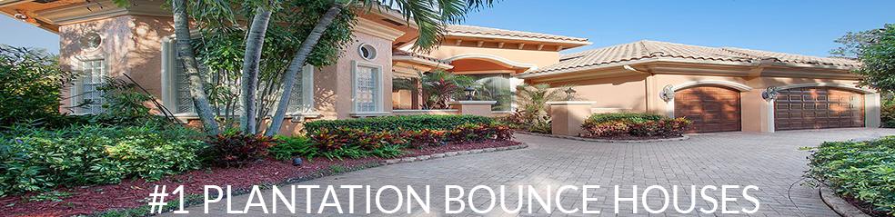 Plantation Bounce Houses