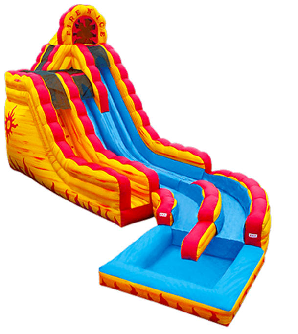 Inflatable Water Slide Party Rentals: Blow Up Water Slide