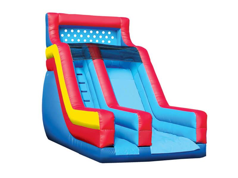 16' Backyard Dry Slide