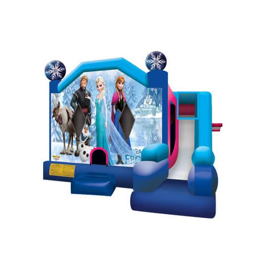Frozen Bounce House West Palm Beach