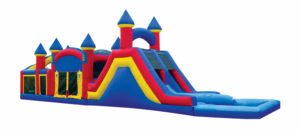 Triple Play Wet & Dry Combo Course