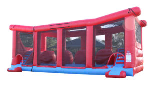 Wipeout Obstacle Course