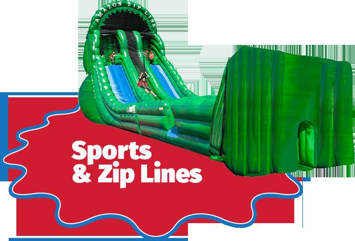 Sports & Zip Lines